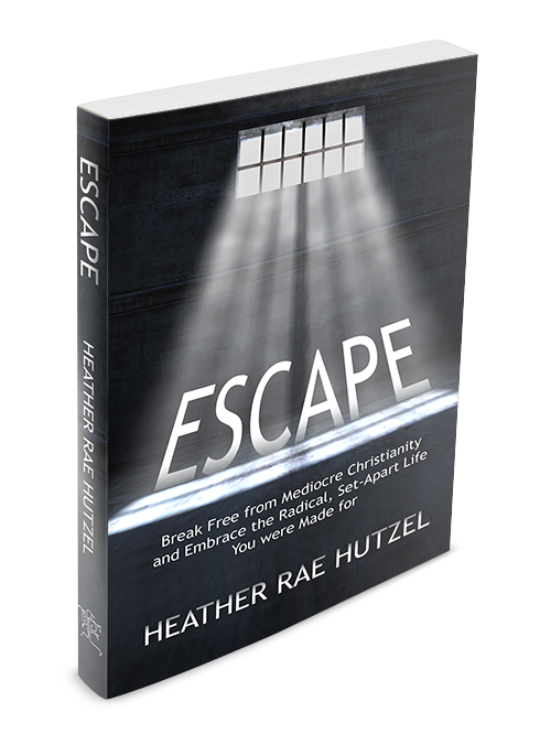 Escape Book by Heather Rae Hutzel