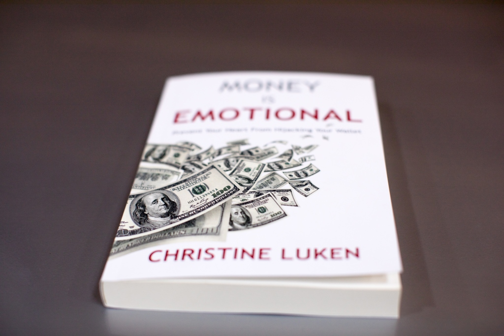 Money Is Emotional Book Cover 1C