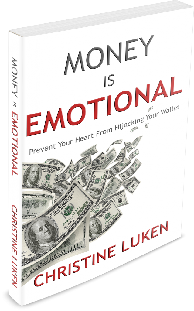 Money is Emotional Book HR