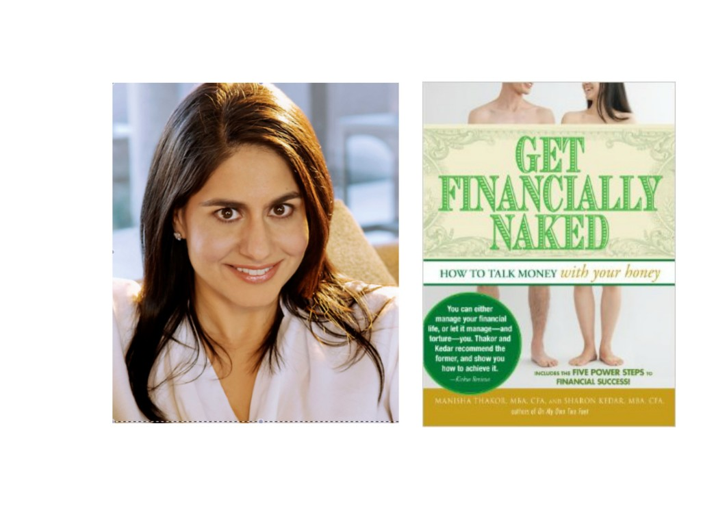Manisha Thakor Get Financially Naked Book