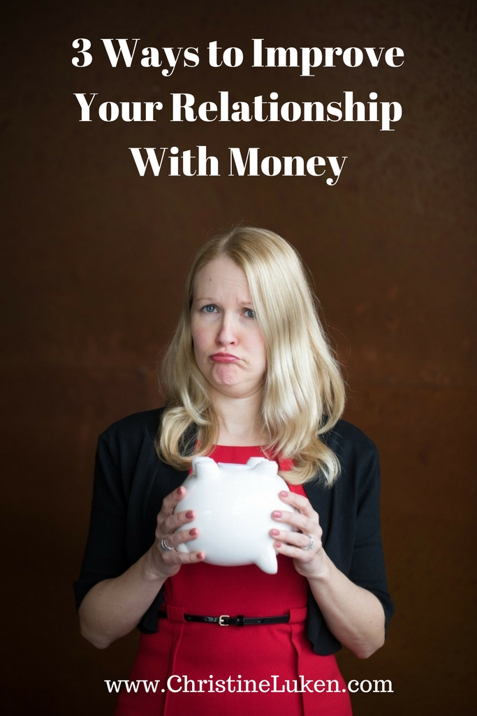 Relationship With Money, Financial Lifeguard, Christine Luken