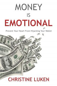 Money is Emotional Book Free Preview, Christine Luken